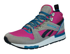 Reebok GL 6000 Mid Mens Mid Top Trainers / Shoes - Multi Colour - M41525