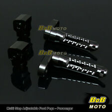 FOR Yamaha FZR750 1988-1996 Multi Step Adjustable Rear Foot Pegs