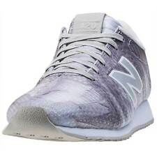 New Balance Wl420 Womens Trainers Light Grey New Shoes
