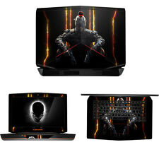 Alienware Call Of Duty Laptop Sticker Grain Full Skin For Alienware 17 R3 R4