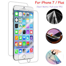 Front + Rear FULL BODY Screen Protector Film Guard Cover For iPhone 7 / Plus Lot