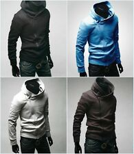 Hot Popular Creed Hoodie Cool Slim men's Cosplay For Assassins Jacket Costume