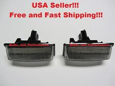 2003 2004 2005 2006 2007 2008 Nissan Maxima White LED License Plate Lights Lamps