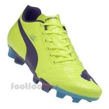Football Shoes Puma evoPOWER 4 FG 102953 05 Ages Power Man Yellow Fluo-Violet