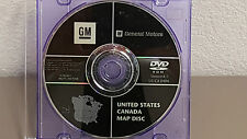 2003 2004 2005 2006 GM Navigation DVD Map Chevrolet Avalanche Tahoe Suburban
