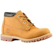 NIB Timberland Classic Nellie Wheat Color Leather Waterproof Women's boots