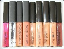 New SMASHBOX Be Legendary Makeup LIPGLOSS Travel Purse Size - Choose Color