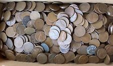 500 WHEAT PENNIES P~D~S AND SOME STEELIES LOT H