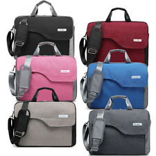 15.6 17 inch Laptop Bag Shoulder Messenger Notebook Sleeve bag Briefcase Handbag