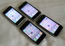 lot of 4 Apple iPhone 3GS - 8GB - Black (AT&T) Smartphone