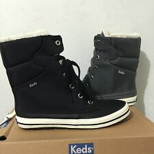 KEDS WOMENS SHOES MID SHAFT GRAY-BLACK WF54428 NEW WITH OUT BOX