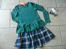 Outfit Gymboree All Spruced Up,3 pc.set,skirt,top,headband,NWT,sz.8,10,12