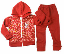 BF GIRLS HELLO KITTY TRACKSUIT HOODIE JACKET OUTFIT SET