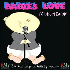 Babies Love Michael Buble - Judson Mancebo New & Sealed CD Free Shipping