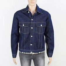 Full Circle Mens Size L Blue Denim Jacket