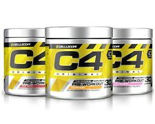 CELLUCOR C4 ORIGINAL 30 serv. 195g ID SERIES PRE WORKOUT FREE SHIPPING WORLDWIDE