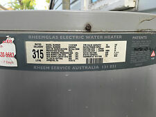 HOT WATER SYSTEM RHEEM 315LITRES