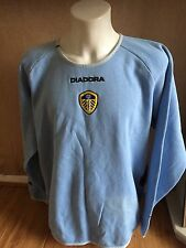 Leeds United Sweat Shirt Adult Size XL