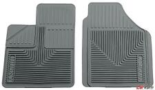 Husky Liners Heavy Duty Grey Custom Front Floor Mats 51142