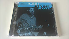 Tina Brooks - Minor Move –  Blue Note – CD – Connoisseur series