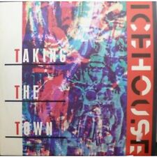"""ICEHOUSE Taking The Town 12"""" 3 Track Extended Dance Mix B/w Dance On And Taking"""