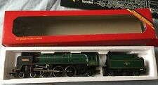 HORNBY R063 BR GREEN 4-6-2 STEAM LOCO BRITANNIA 70000