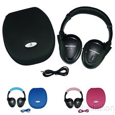 One Wireless Kids Headphone Infrared IR Rear Entertainment System DVD TV Player