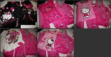 * NWT NEW GIRLS 3PC HELLO SHIRT SWEATER PANTS OUTFIT SET 18M 2T 3T 4 5