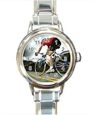 Cycling Italian Charm Watch (Battery Included)