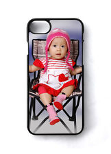 CREATE YOUR OWN DESIGN PHOTO CUSTOM BACK CASE FOR APPLE iPHONE PHONES 2D