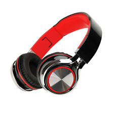 Mega Bass Stereo Sound Headphone Headset w/Mic for iPhone/iPad/Android/PC Music