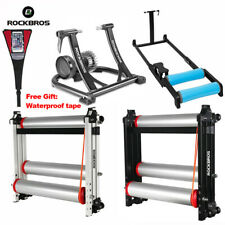 RockBros Roller Trainer Indoor Cycling Folding Parabolic Bike Rollers Trainer