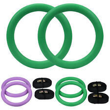 Adjustable Fitness Gymnastics Rings Full Body Strength And Crossfit Training