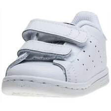 adidas Stan Smith Cf I Iridiscent Toddler Trainers White Silver New Shoes