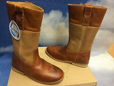 Timberland Premium Leather Zipper Riding Boots Youth Size 5, 6/ Women Size 7, 8