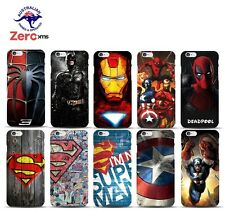 Iphone 6 Case Iphone 6s Case Spiderman Marvel Comic Hero Phone Cover Protector