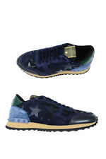 Valentino Shoes Sz. 42,5 Leather MADE IN ITALY Man Bl LY0S0723ANC-M30 PUT OFFER