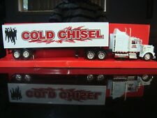 Cold Chisel Kenworth Touring Truck Rock Music Concert Jimmy Barnes 1:43 Code3