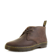 Mens Dr Martens Cabrillo Gaucho Crazy Horse Brown Leather DM Boots Shu Size