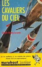 in French; Claude-Henry LeConte: Cavaliers Du Ciel. : Marabout Junior 982041