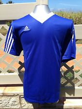 Adidas Estdio Soccer Jersey Blue & White New With Tags!  Adult-XL  MSRP:$37.99