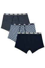BadRhino Navy & Multi A-Front Trunks 3 Pack L-6XL