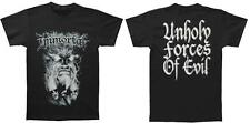 IMMORTAL - UNHOLY FORCES OF EVIL - T-Shirt