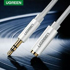 Ugreen 3.5mm Male to Female Extension Audio Cable for Phone TV CD Ipad Mp3/4