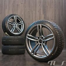 19 Inch Winter Tyres for BMW 3 Series E90 F30 4 5-6 X3 X4 Alloy Rims