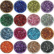 Wholesale Turquoise Gemstone Round Loose Spacer Bead Jewelry Findings 4/6/8/10mm