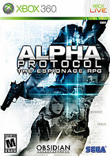 XBOX 360 Alpha Protocol (Xbox 360, 2010) Complete! BEST BUY EXCLUSIVE WEAPONS