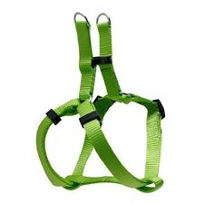 Dogit Adjustable Step-In Dog Harness, X-Small, Green