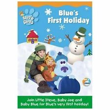 Blue's Clues - Blue's First Holiday (DVD, 2003)