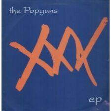"POPGUNS Xxx Ep 12"" 4 Track Ep With A4 Press Release Featuring Put Me Through It,"